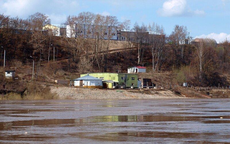 Водозабор Корчёмкино P4261042