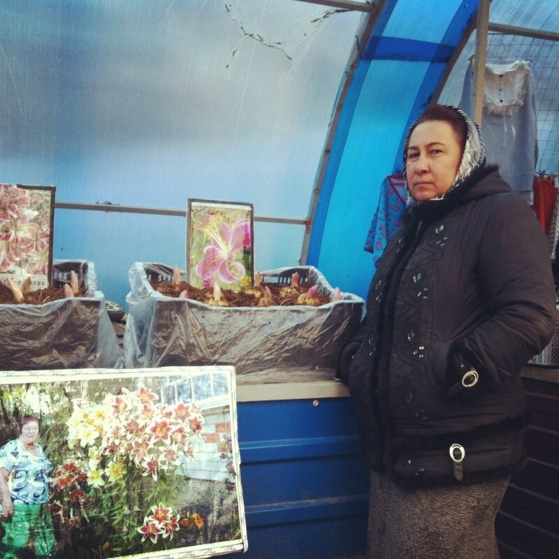 Рынок на Доватора