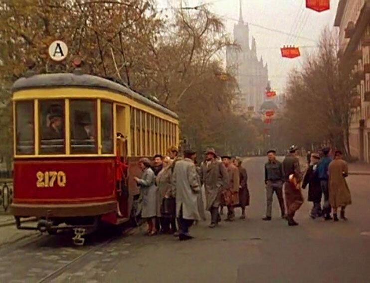 Трамвай КМ № 2170