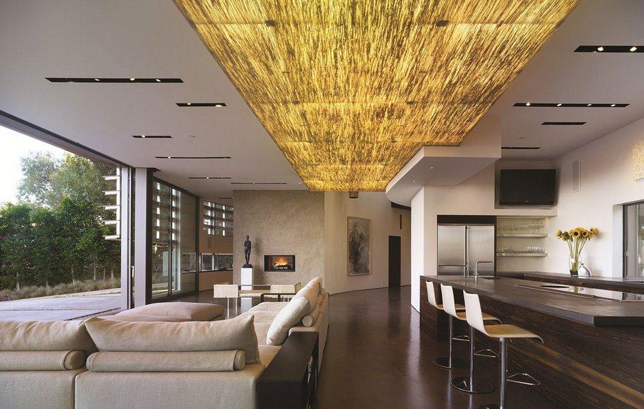 Beautiful Round Ceiling Decor