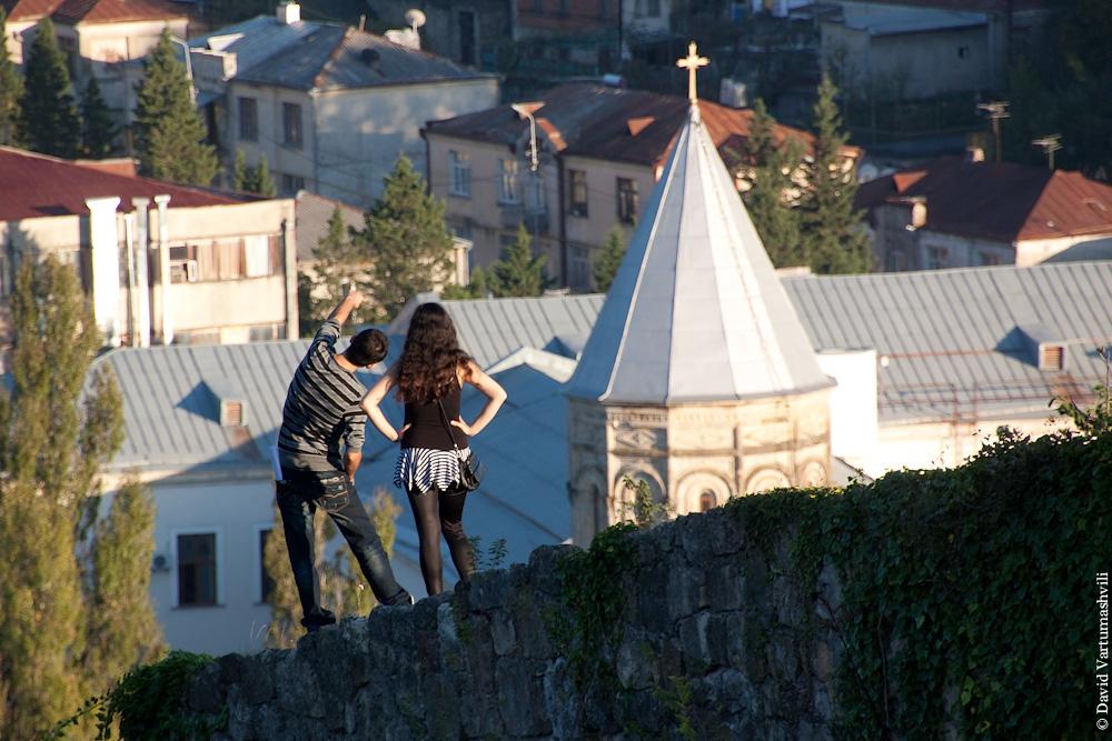 Грузия, Кутаиси.