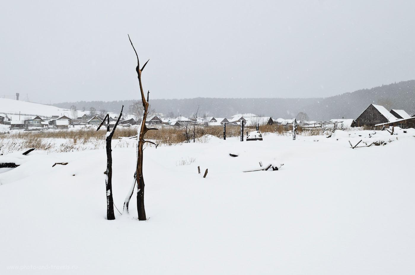 Фотография 10. Ввел коррекцию экспозиции +0.7 EV, поправил баланс белого, сделал маскирование в разделе «настройка резкости» Лайтрума. Как правильно настраивать камеру при съемке зимой (когда много снега) или на море (где есть белоснежный песок), чтобы снимок не был серым.