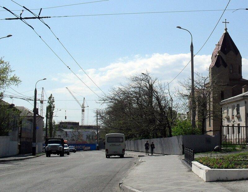 Новороссийск, апрель 2010