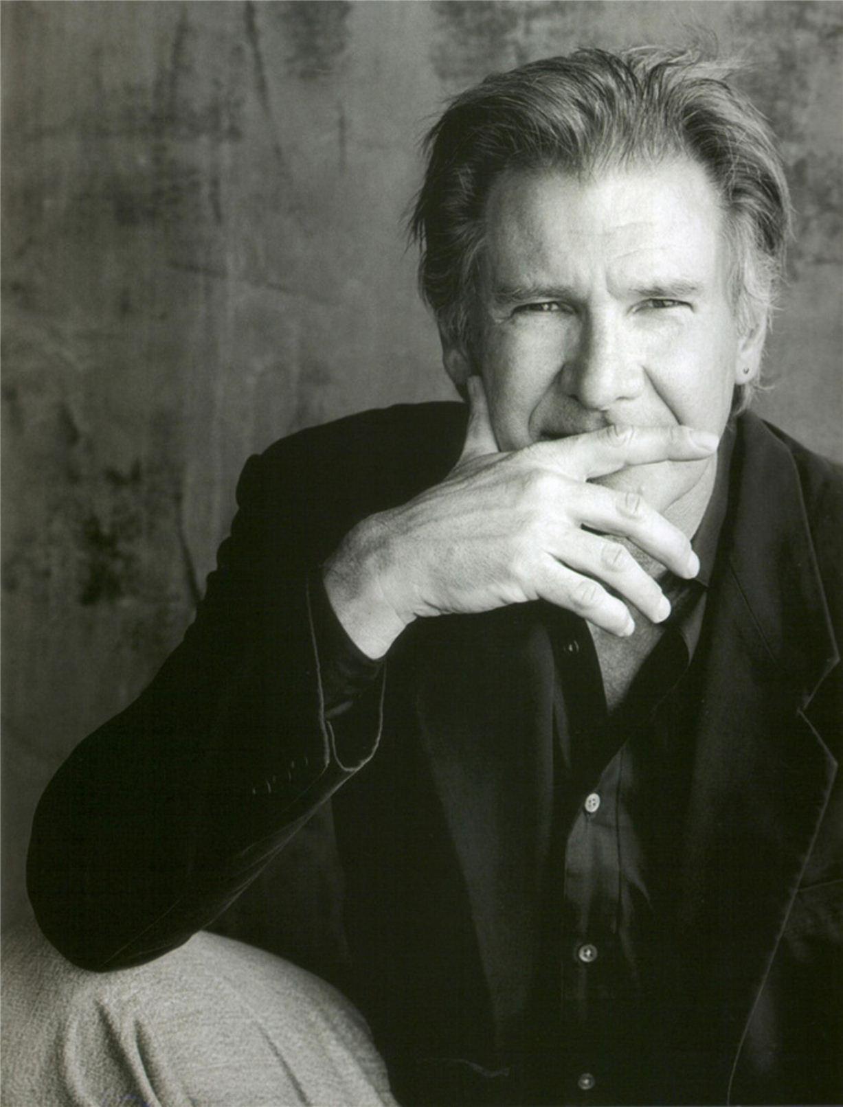Harrison Ford / Харрисон Форд - портрет фотографа Грега Гормана / Greg Gorman