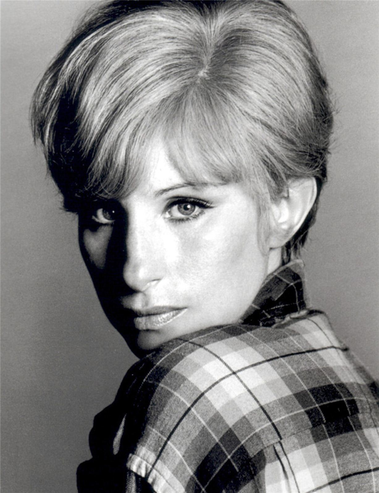 Barbra Streisand / Барбра Стрейзанд - портрет фотографа Грега Гормана / Greg Gorman