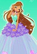 Winx club новые манекены для новых фей +игра одень принцессу морскую