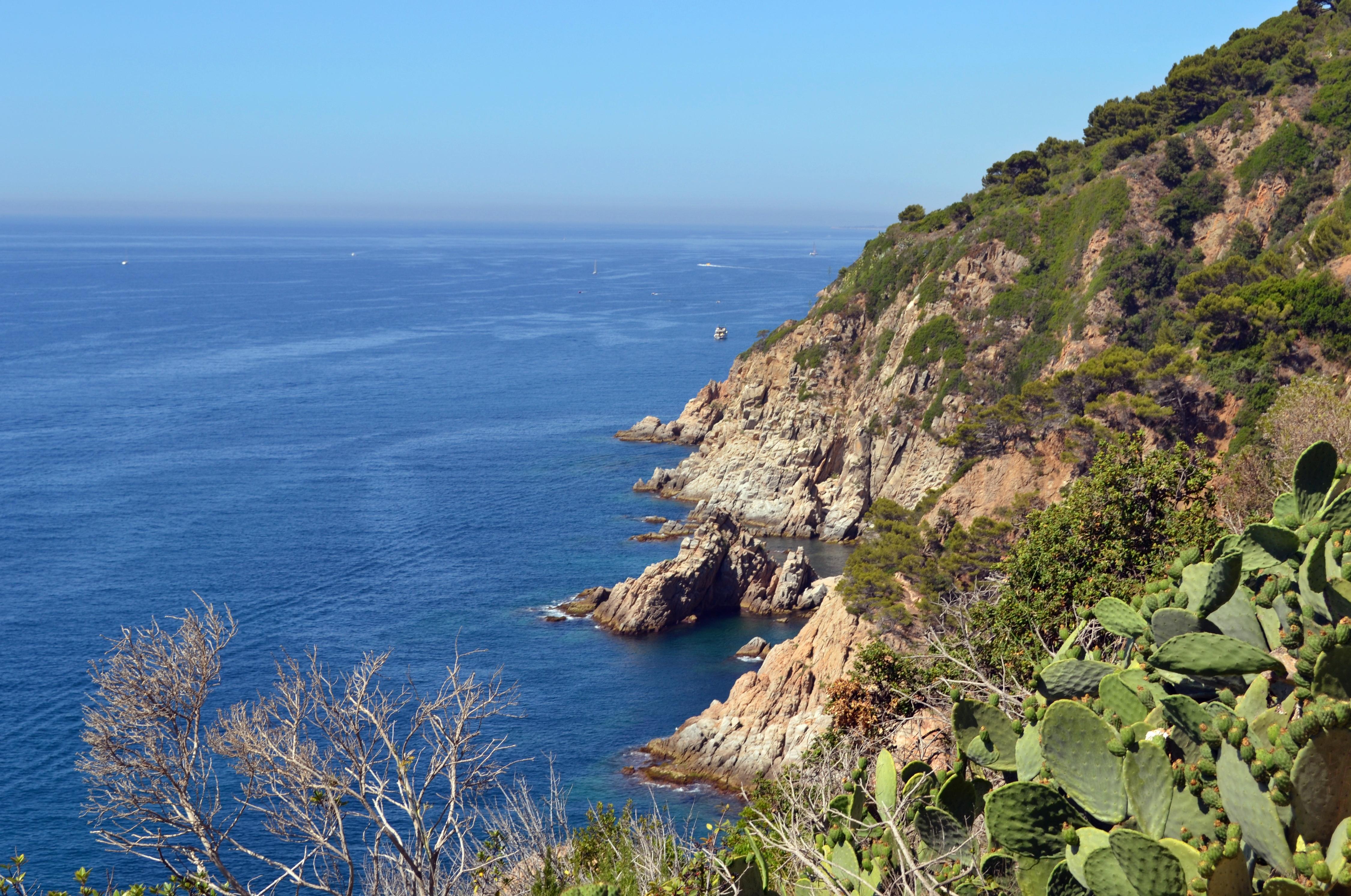 Испанские берега
