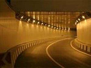 В Приморье осыпался грунт при  строительстве автомобильного тоннеля
