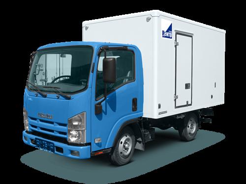 грузовые автомобили линейки Isuzu NLR