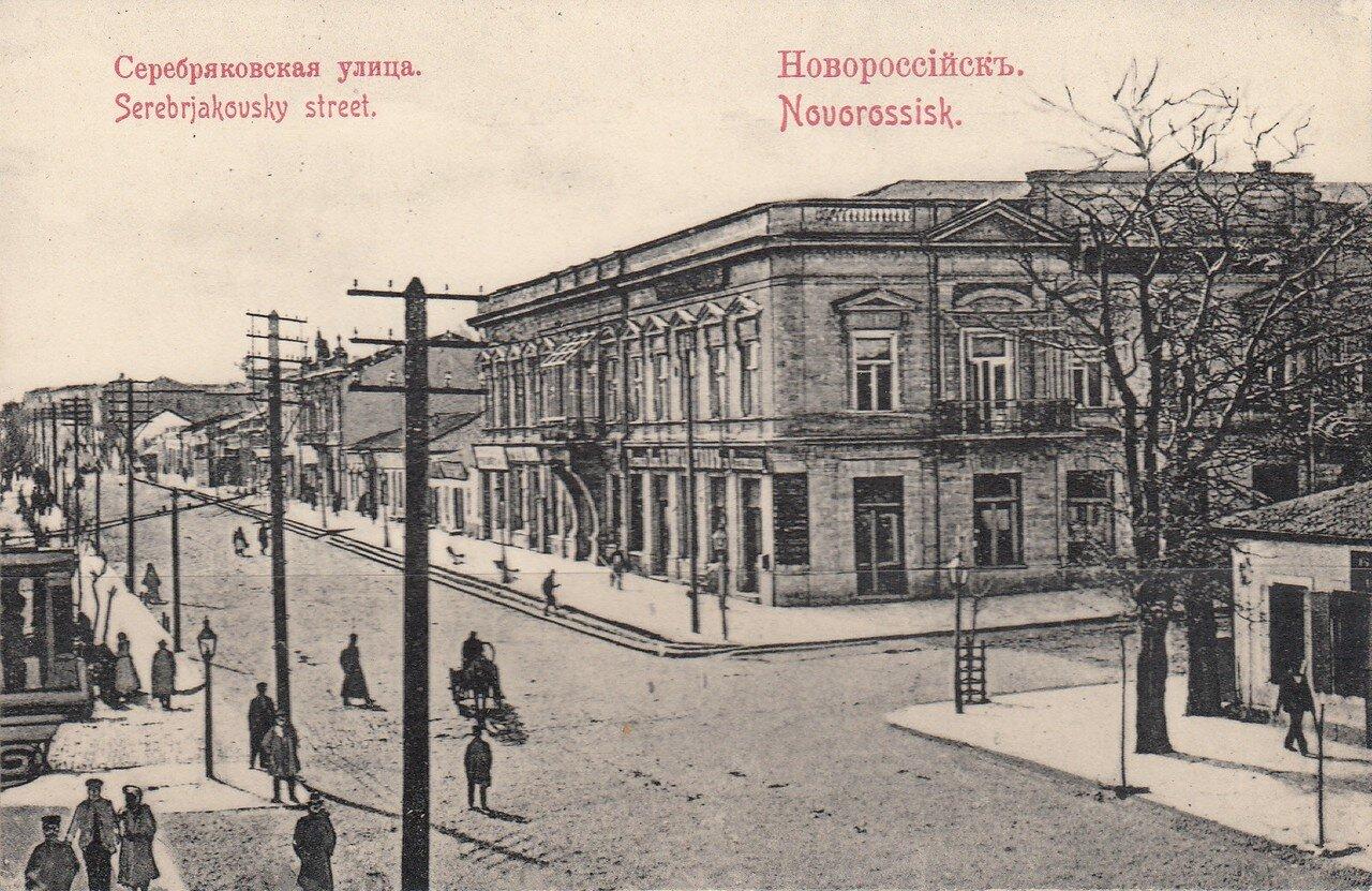 Серебряковская улица