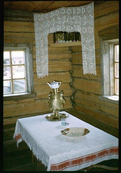 150. Музей деревянного зодчества под Иркутском