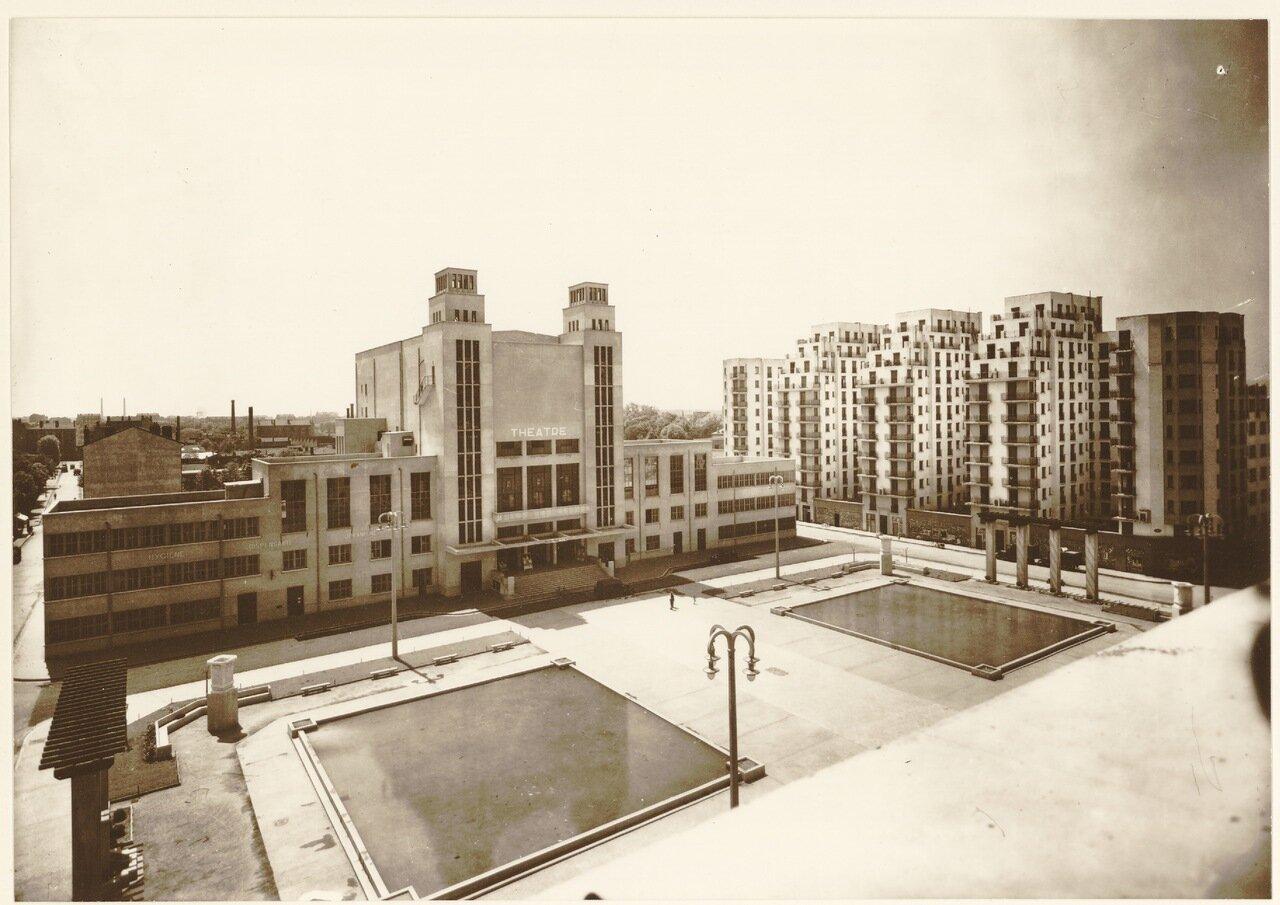1934. Небоскреб