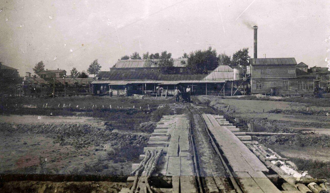 1920-е. Курорт Озеро Горькое (Челябинская область).