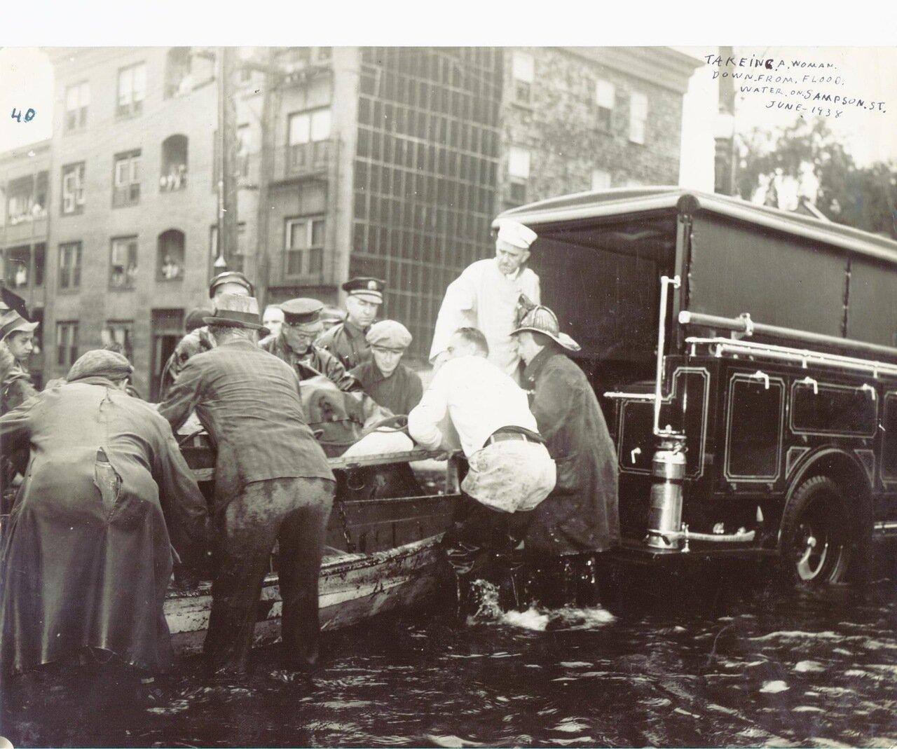 Наводнение 1938 г.