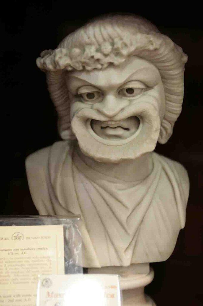 Константин Шульга, Командировка в Ватикан, скульптура