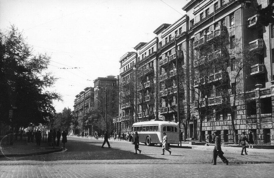 1947.05.14. Улица Пирогова, дом №2