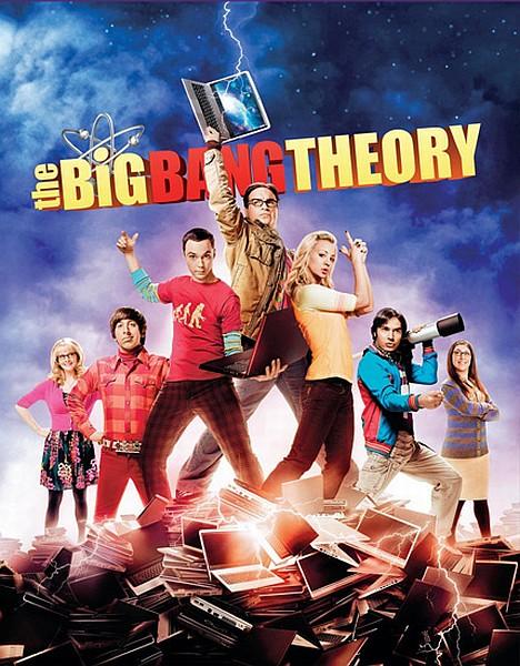 Теория Большого Взрыва / Тhе Big Bаng Thеоry (6 сезон/2012-2013/HDTVRip)