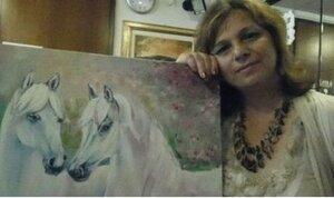 В Кишиневе открылась выставка картин Марии Чоту