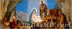 7 января — рождение Сына Божьего Иисуса Христа