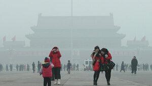 Восток Китая задыхается от ядовитого тумана