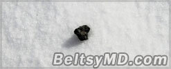 В сети появились объявления о продаже осколков метеорита