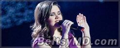 Гарипова представила песню для Евровидения на Первом