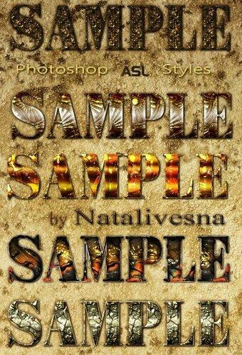 Стили для Photoshop - Гламурный блеск 0_be94f_882ce90c_L