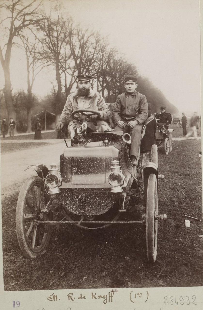 Ралли 1898 год