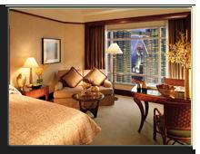 Малайзия. Mandarin Oriental Kuala Lumpur. Club-premium-city-view-room