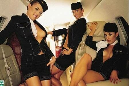 Откровения стюардессы