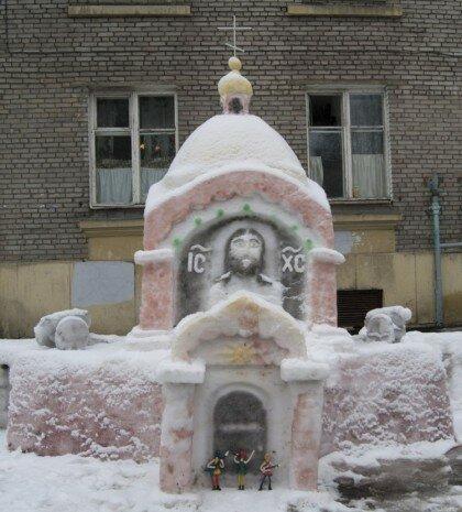 Храм Иисуса–Снеговика