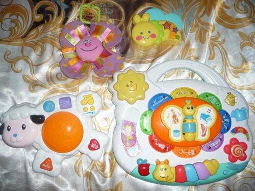 Развивающие игрушки для детей. Секреты выбора