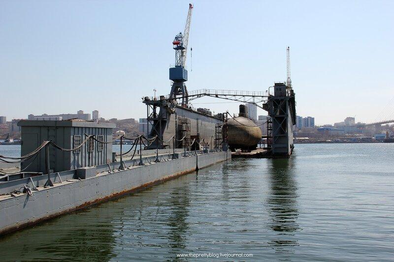 подводная лодка дальзавод