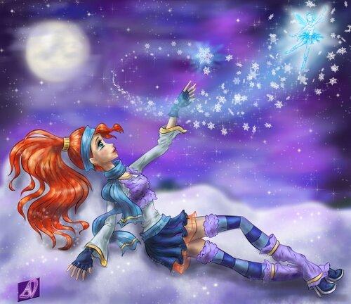 Волшебницы winx, А есть ли смысл? +картинки и игра одевалка!