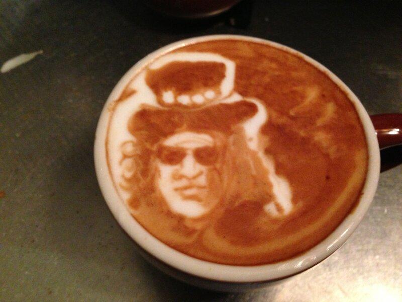 Кофейные портреты