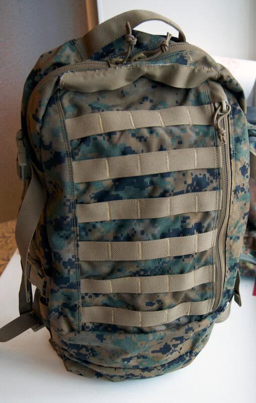 Порванный рюкзак рюкзак sgp klasden 2