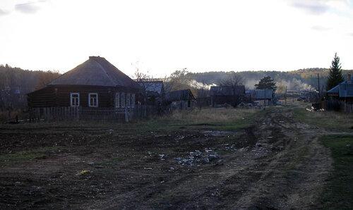 Деревня Силач