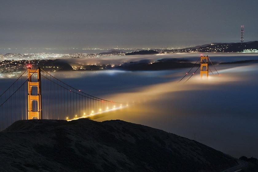 Красивые фотографии тумана в Сан Франциско, США 0 142289 99ed18d9 orig