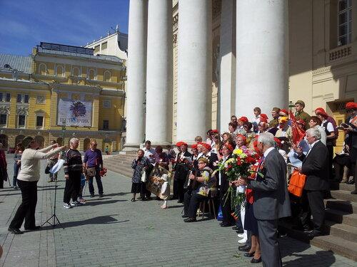 Москва, 9 мая 2013