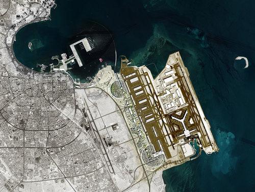 Международный аэропорт в Дох5a8а, Катар. Проект Airport City