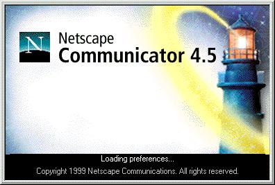 Вы наверняка застали то время, когда пользовались браузером Netscape.
