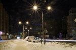 Ночной Солнечногорск. Нов/Год/2013