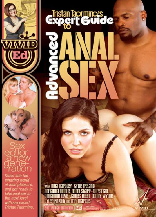 Скачать Tristan Taormino's Expert Guide To Advanced Anal Sex (2011/DVD