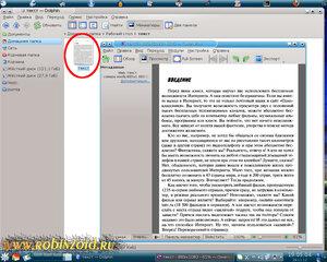 Программа для распознавания текста