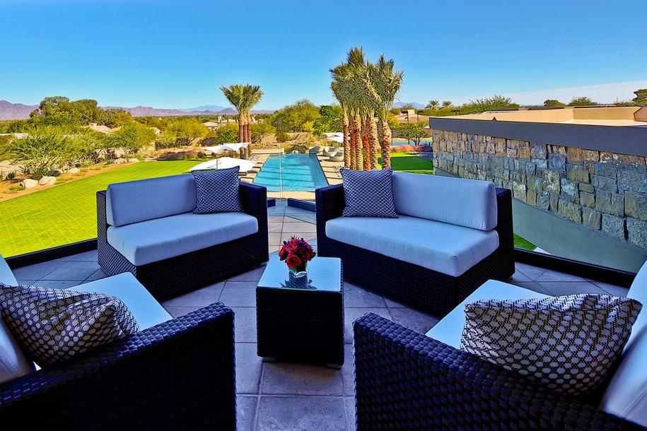 Оазис среди пустыни - особняк Ironwood Estate в Аризоне