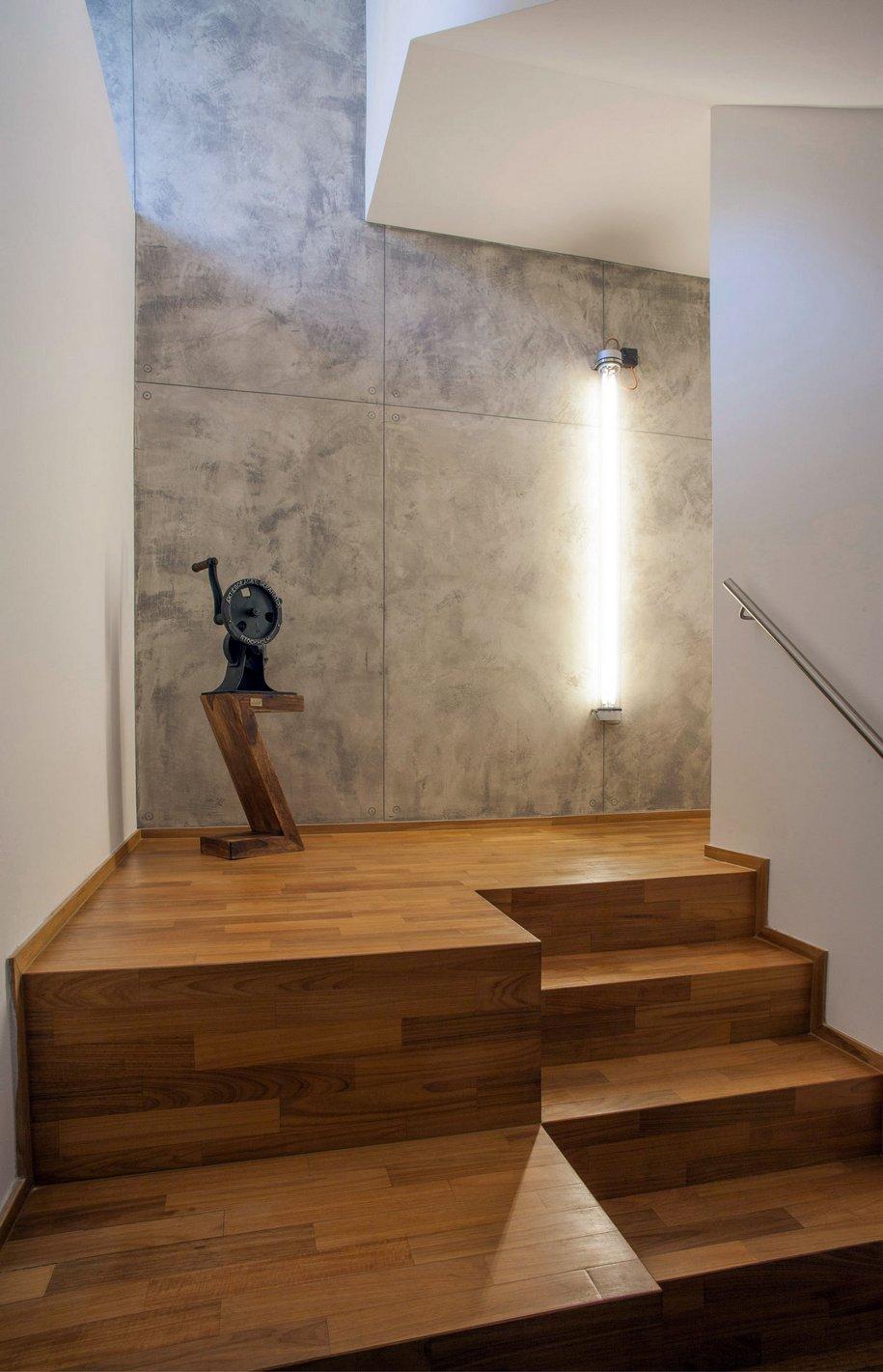 Молодежный лофт в Праге от B2 Architecture