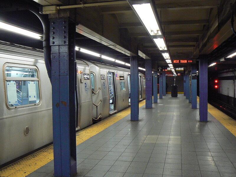 New York, subway