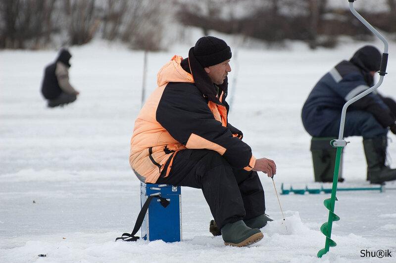 рыбалка в городе советске