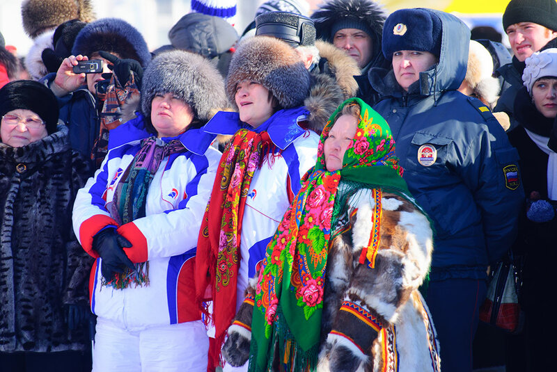 Праздник народов Севера.