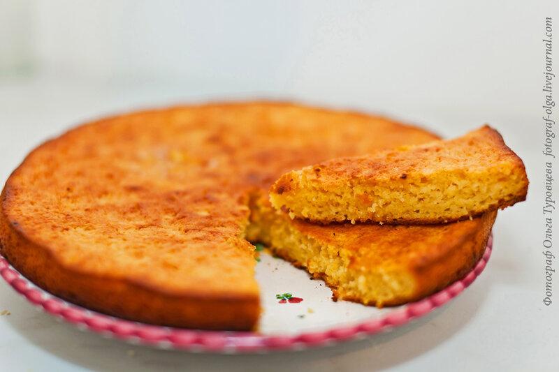 рецепт пирога с тыквой простой